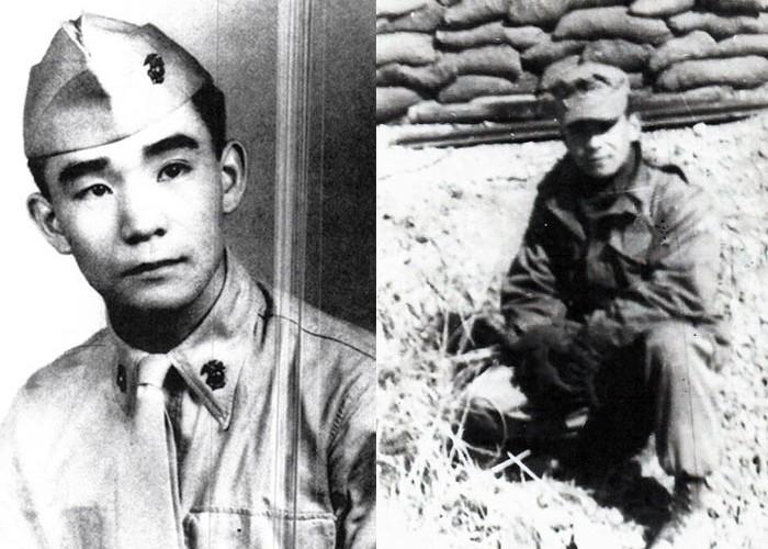PFC Joseph Yi, USMC