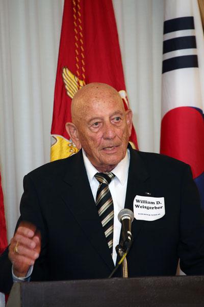 Denny Weisgerber speaking