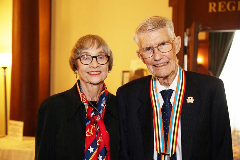 John and Jody Stevens
