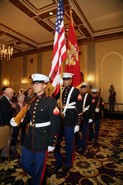 Marine Color Guard