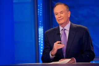 Photo courtesy of The O'Reilly Factor