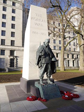 photo of london memorial