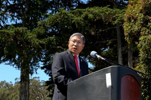 Consult General Han speaking