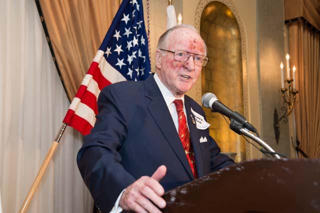 KWMF Treasurer Don Reid
