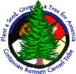 Costanoan Rumsen Carmel Tribal Seal