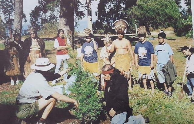 original ceremony photo