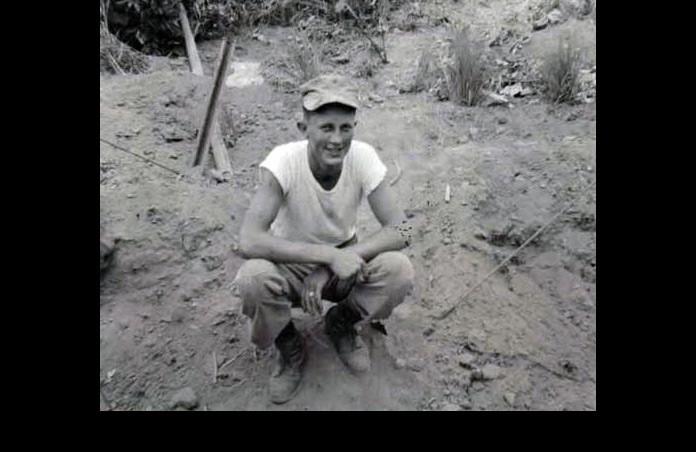 PFC Rood, USMC, July 1952, Korea