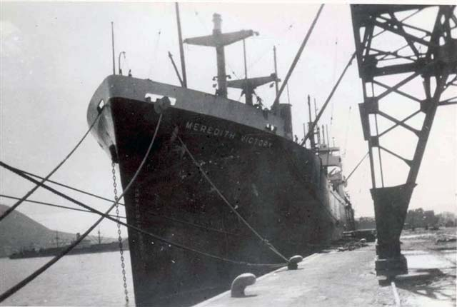 ss meredith