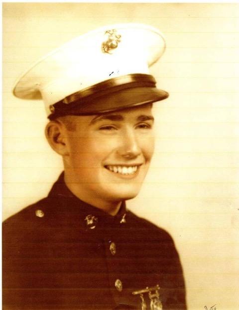 portrait of young John Stevens