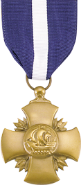 generic image of navy cross